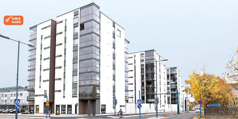 Uudet Asunnot Helsinki